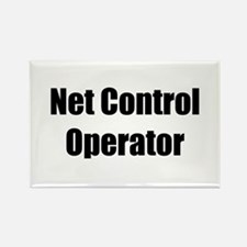 Net Control Operator Rectangle Magnet