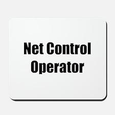 Net Control Operator Mousepad
