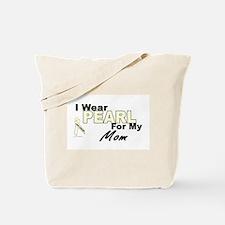 I Wear Pearl 3 (Mom LC) Tote Bag