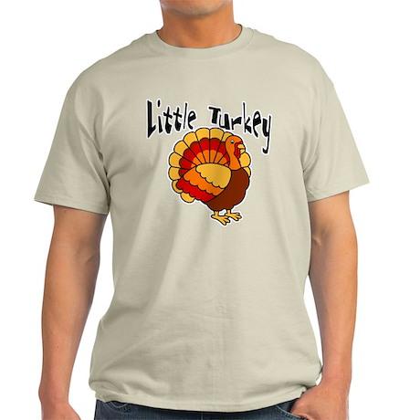 Little Turkey Light T-Shirt