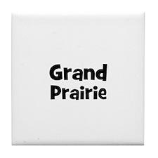 Grand Prairie Tile Coaster