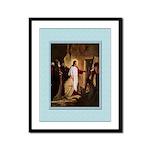 Lazarus-Bloch-9x12 Framed Print