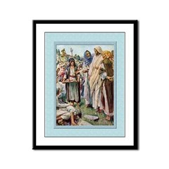 Loaves N Fishes-Copping-9x12 Framed Print