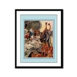 Out from the Ark-Brock-9x12 Framed Print