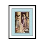 PhariseeNTaxCollector-Unknown-9x12 Framed Print