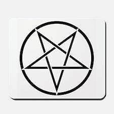 Pentagram Mousepad