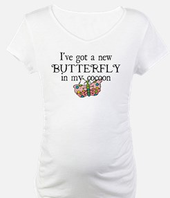 Butterfly Cocoon Shirt