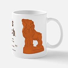 whatiswonderfalls: F.B. mug