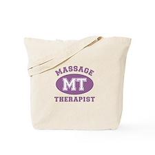 Massage Therapist (MT) Tote Bag