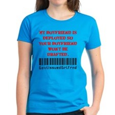 Govt Issued Boyfriend Deployed T-Shirt