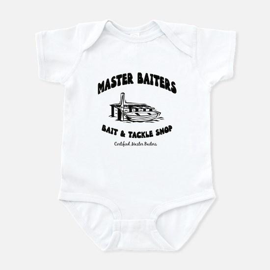 Master Baiters Infant Bodysuit