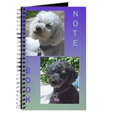 Funny Miniature poodle Journal