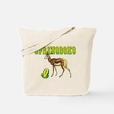 Springbok Rugby Tote Bag