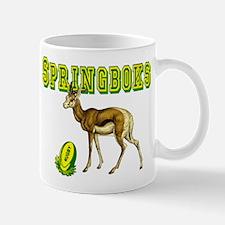 Springbok Rugby Mug