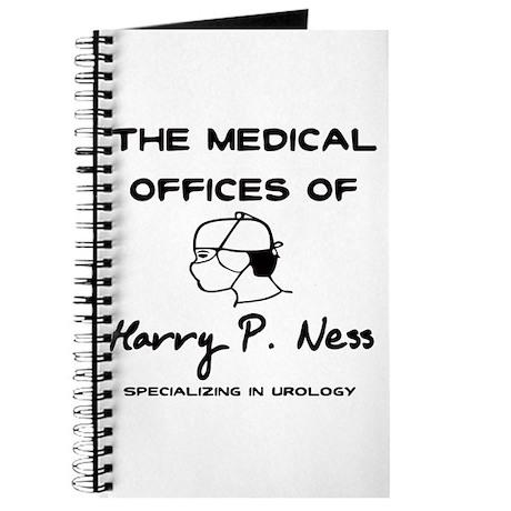Harry P. Ness Journal