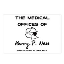 Harry P. Ness Postcards (Package of 8)