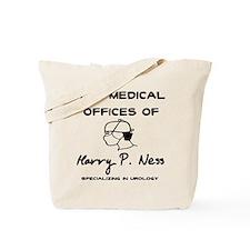 Harry P. Ness Tote Bag