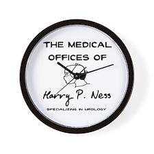 Harry P. Ness Wall Clock