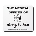 Harry P. Ness Mousepad