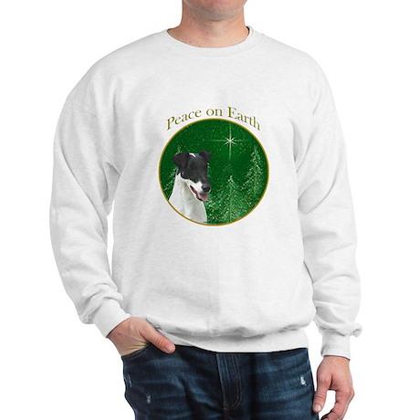 Smooth Fox Peace Sweatshirt