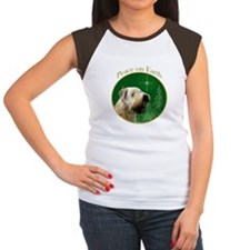 Wheaten Peace Women's Cap Sleeve T-Shirt