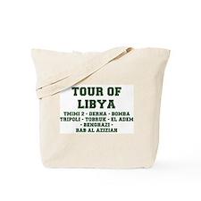 TOUR OF LIBYA Tote Bag