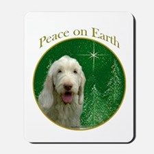 Spinone Peace Mousepad