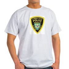 CT Port & Aviation Police T-Shirt