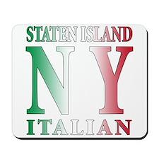 Staten Island Mousepad