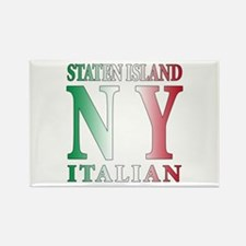 Staten Island Rectangle Magnet