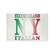 Staten Island Rectangle Magnet (10 pack)