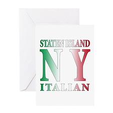 Staten Island Greeting Card