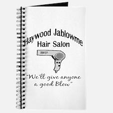 Haywood Jablowme Journal