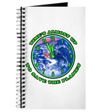 Earth Day 11th Hour Journal