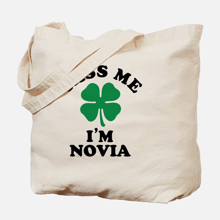 Cute Novia Tote Bag