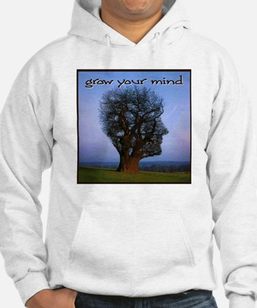 Grow Your Mind Jumper Hoody