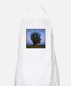 Grow Your Mind BBQ Apron