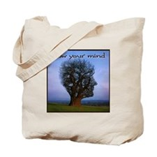 Grow Your Mind Tote Bag