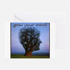 Grow Your Mind Greeting Cards (Pk of 20)