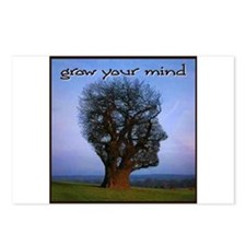 Grow Your Mind Postcards (Package of 8)