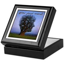 Grow Your Mind Keepsake Box