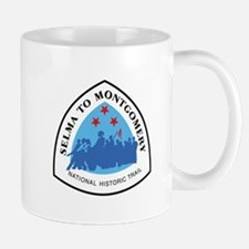 Selma to Montgomery National Trail, Ala Small Small Mug