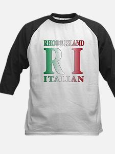 Rhode Island Italian Tee