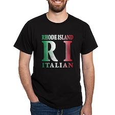 Rhode Island Italian T-Shirt