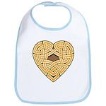 Chonoska Heartknot Bib