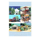 Old Town San Diego Postcards (Package of 8)