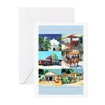 Old Town San Diego Greeting Cards (Pk of 10)