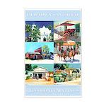 Old Town San Diego Mini Poster Print
