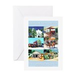 Old Town San Diego Greeting Card