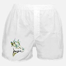 Funny Cow print Boxer Shorts
